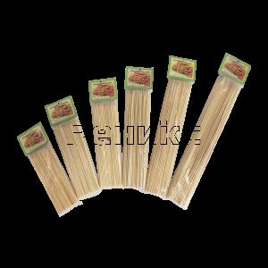 бамбукови шишове