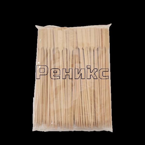 плоски бамбукови шишове